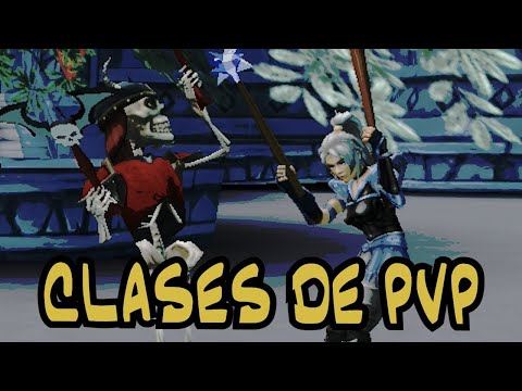 Ll CLASES DE PVP Ll Sherwood Dungeon