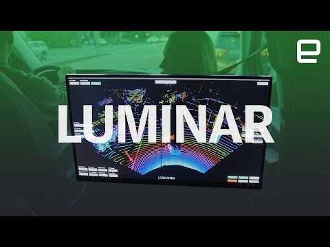 Luminar Lidar | First Look