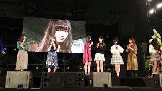 【4K】2018/01/07 NGT48 ステージイベント 高倉萌香、荻野由佳、中井りか、ほか