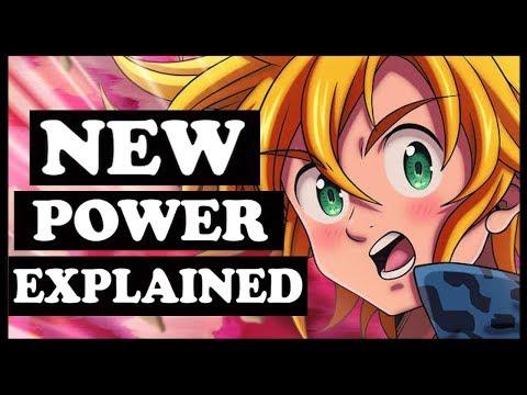 Meliodas' New Power Explained! (Seven Deadly Sins / Nanatsu no Taizai)