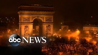 Violent protests in Paris continue for the third straight weekend