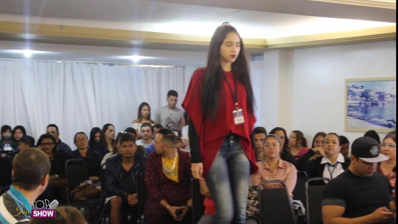 Seleção de  modelos agencia  Blanka Model ,sonhos e  realizações- Cobertura Isatopshow
