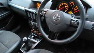 2008 Vauxhall Astra 1 8 Design