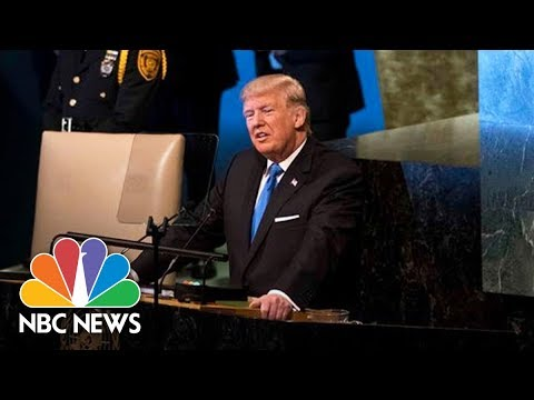 Download Youtube: President Donald Trump Addresses the United Nations General Assembly (Full) | NBC News
