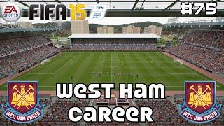 WEST HAM UNITED CAREER #75 - FC BAYERN, ITS HAPPENED AGAIN? - FIFA 15 CAREER MODE