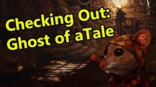 Checking Out: Ghost of a Tale