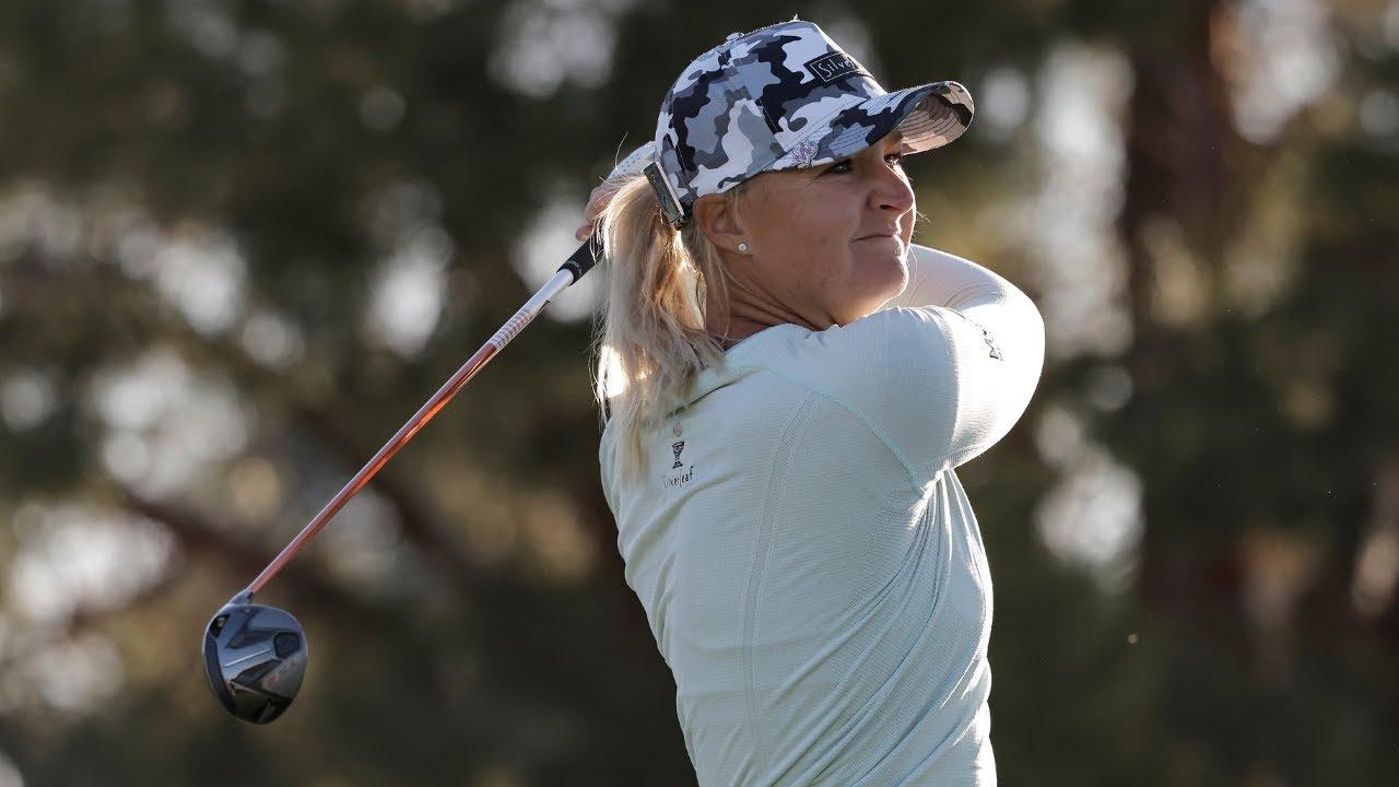 Anna Nordqvist Second Round Highlights | 2021 ANA Inspiration