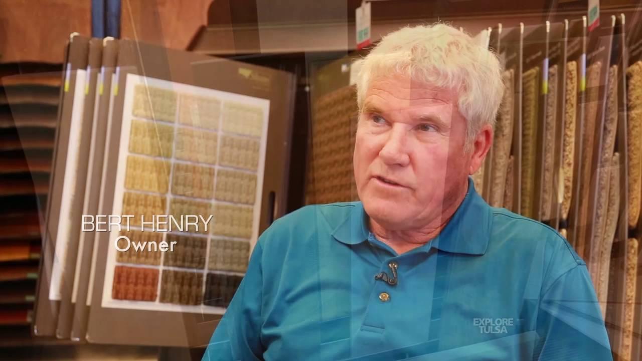 Bert Henry Carpet And Tile