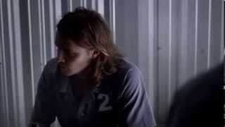 True blood 6x08 -Pam/Jessica/Tara/Willa/James/Steve (vampire camp)