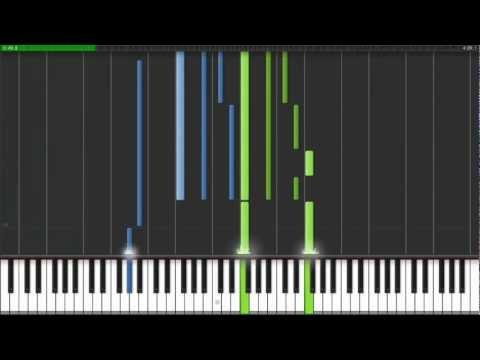 Clair de Lune - Suite Bergamasque [Piano Tutorial] (Synthesia)