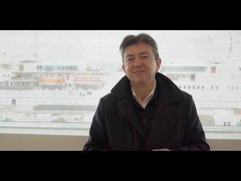 « La mer a le goût du futur » - Jean-Luc Mélenchon