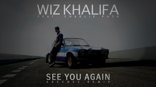 Baixar - Wiz Khalifa Ft Charlie Puth See You Again Absence Remix Grátis