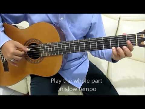 LMFAO Party Rock Anthem Guitar Tutorial No Capo ft. Lauren Bennett GoonRock - Beginner Guitar Lesson