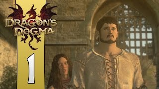 Let's Play Dragon's Dogma: Dark Arisen (PC Gameplay Walkthrough) - Part 1: Prologue