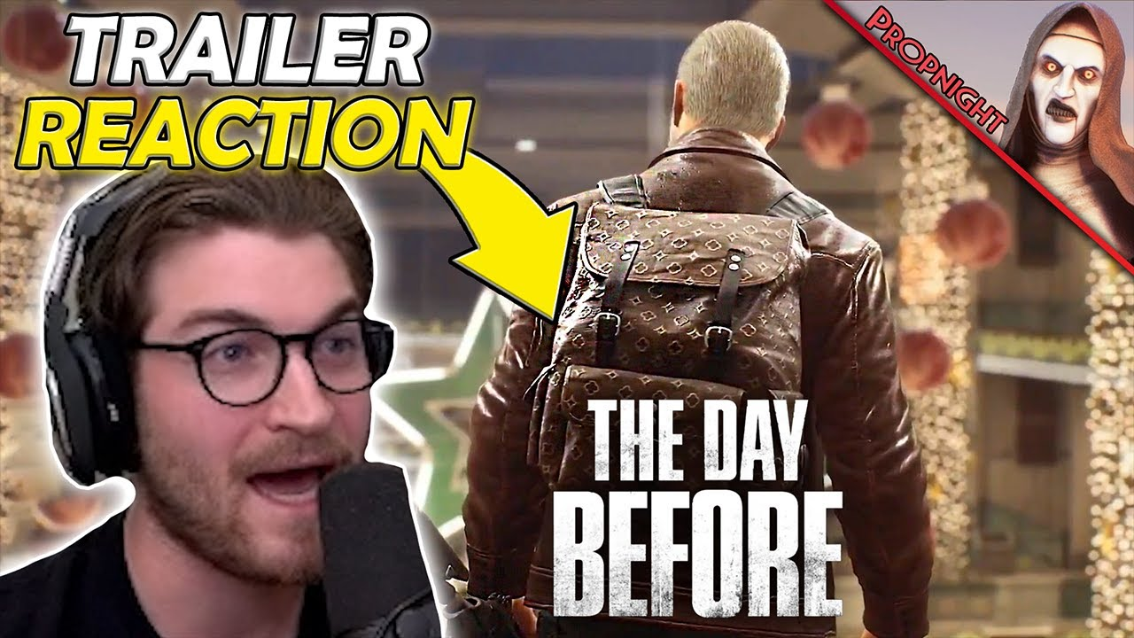 Download NEWEST Survival Game! | The Day Before Gameplay Reaction!