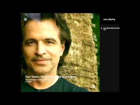 Yanni - East Meets West (A Medly Of The Best)