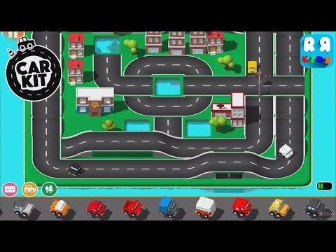 Car Kit - Best iPad App for Kids