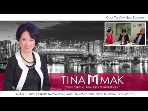 Tina Mak interview CB China after China stock market melt down Part 1