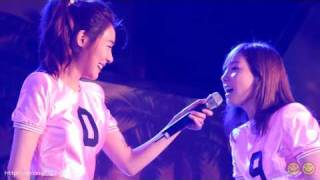 So sweet TaeNy SNSD Taeyeon Tiffany