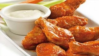 Как приготовить куриные крылышки в горчично-медовом  соусе. | chicken wings in honey-mustard sauce.