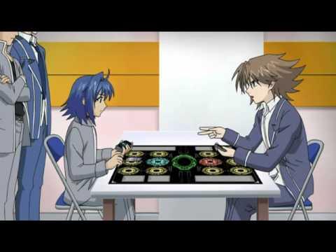 Cardfight!! Vanguard (season 1) [episode 1] - English dub