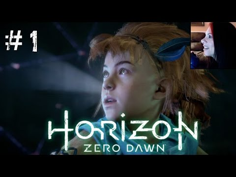 HORIZON ZERO DAWN WALKTHROUGH - ALOY FINDS A GIFT FROM THE PAST - PART 1