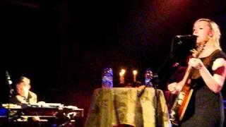 Cathy Davey - Army of tears (Cork 13/10/10)