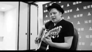 Fall Out Boy - Uma Thurman (Acoustic)