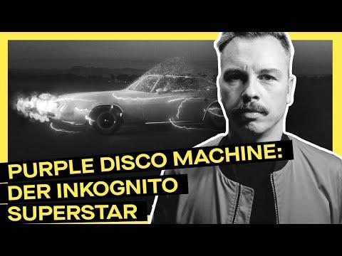 Purple Disco Machine: Wer ist dieser Typ mit einer Milliarde Streams? || PULS Musikanalyse