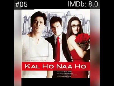 Best Shah Rukh Khan Films. IMDb.