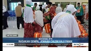 Download Video Sempat Panik, Jemaah Calhaj Kloter 9 Lombok Akibat Gempa Bali MP3 3GP MP4