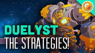 Duelyst: THE STRATEGIES! | Ranked Gameplay