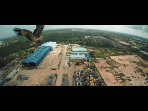 ONEGLOVE: BTS - Singatac Offshore Aerial Video [HD]