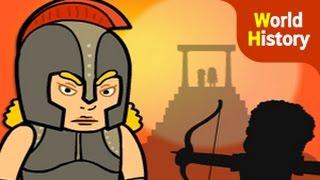 [세계 전쟁사] 트로이 전쟁의 두 영웅 아킬레우스와 헥…