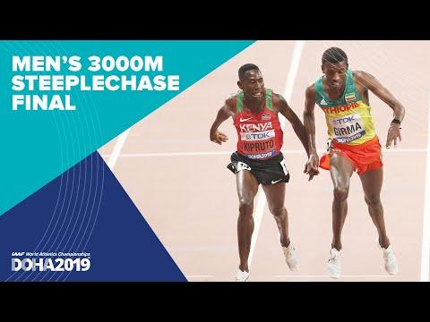 Men's 3000m Steeplechase Final | World Athletics Championships Doha 2019