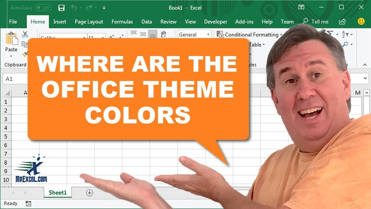 learn excel 2013 what happened to office theme colors podcast