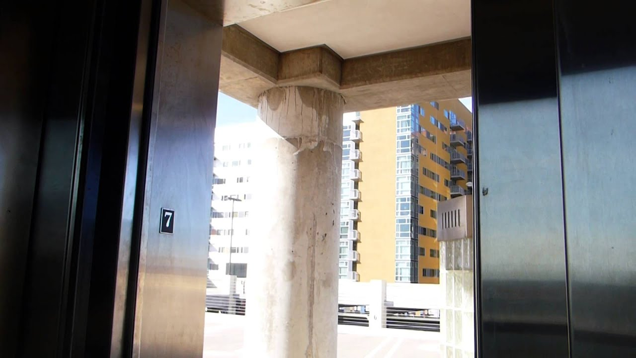 Thyssenkrupp HIGHDRAULIC Elevators At UT Austin PG2 (With  CaptainElevator42189)