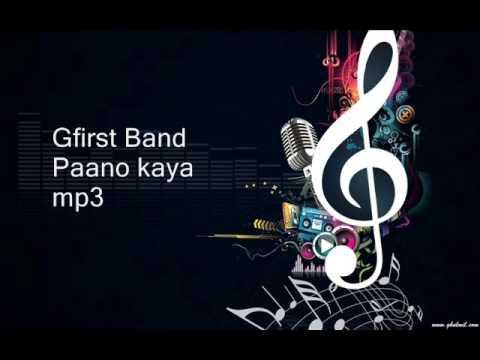 Gfirst Band - Paano Kaya (mp3)