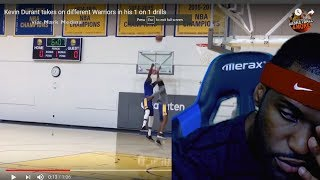 63aac46d1e3 WHY TRY TO GUARD HIM  !!!! KEVIN DURANT 1 ON 1