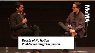 Beasts of No Nation Q&A | The Contenders 2015