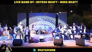 YE SHAM MASTANI..INSTRUMENTAL BY MITESH BHATT-NIMA BHATT-- +91 94273 24898