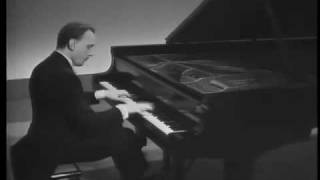 Michelangeli plays Chopin Waltz  No.17 in E flat major Op.Posth .