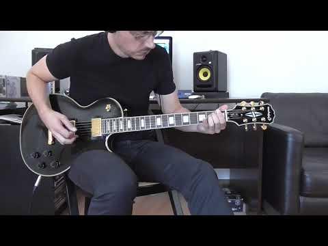 METALLICA - WELCOME HOME (SANITARIUM) (Guitar cover JAMES & KIRK parts)