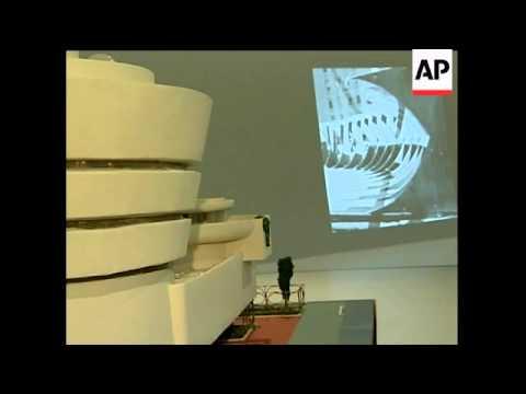 50th anniversary of the Guggenheim Museum