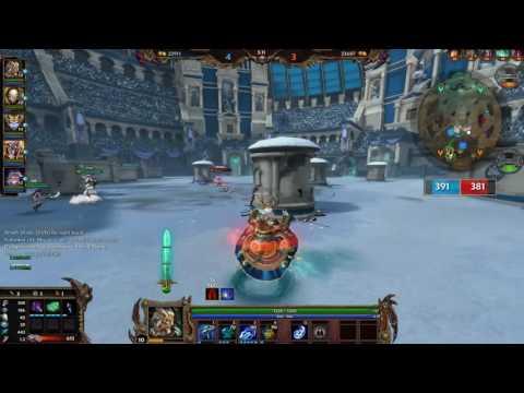 видео: smite: Арена - ao kuang/Ао куанг. Черт, зря я его не играл.
