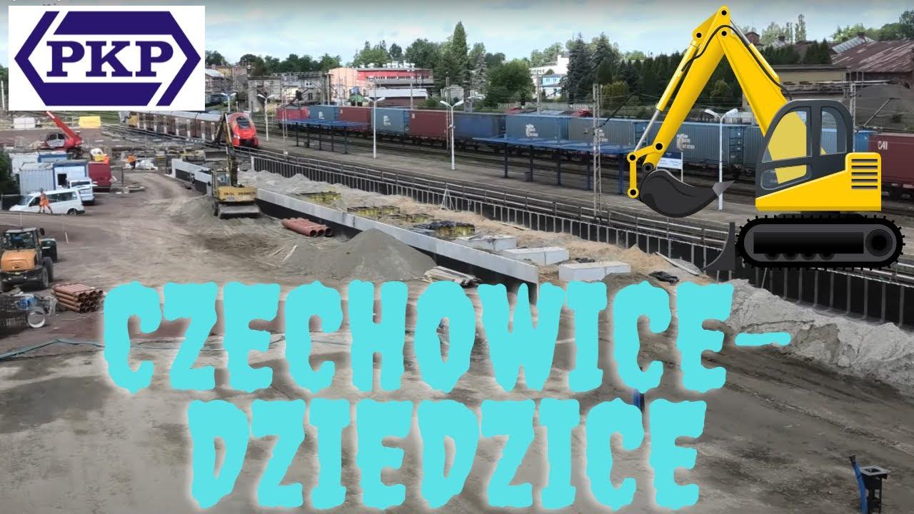 Modernizacja stacji | PKP Czechowice-Dziedzice | 30 czerwiec