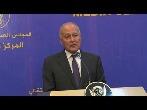 أبو الغيط: محاولات لتأمين الاستقرار والتوصل إلى توافق داخلي في السودان …  - نشر قبل 17 دقيقة
