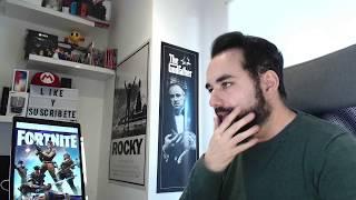 EPIC GAMES Presenta una Demanda contra un Youtuber de videojuegos por hacer trampas en Fortnite