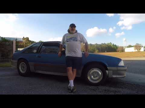 "1989 Mustang GT.........""Blue Dragon"" Budget Fox Body Mustang Drag Car"