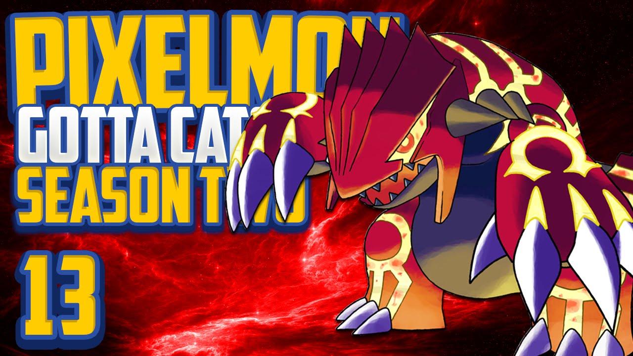 how to catch pokemon underwater pixelmon